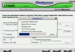 EasyRecovery DataRecovery 6.21 - Standard Edition