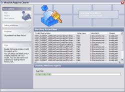 MindSoft Registry Cleaner