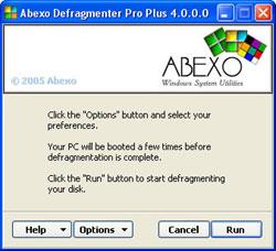 Defragmenter Pro Plus
