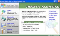 RegFix Mantra