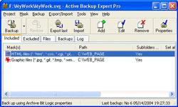 Active Backup Expert Standard