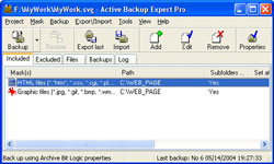 Active Backup Expert Professional