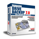Paragon Drive Backup Professional