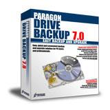 Paragon Drive Backup Professional
