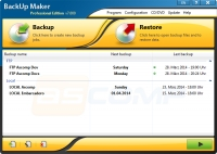 BackUp Maker Professional Private licence