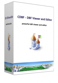 CDBF - DBF Viewer and Editor Personal
