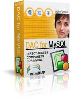 MySQLDAC MySQL With Sources