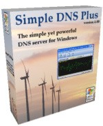 Simple DNS Plus 25 zones