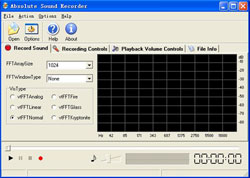Absolute Sound Recorder