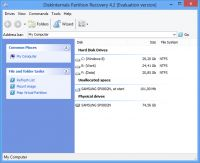 DiskInternals Partition Recovery Personal