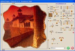 Texturation 3D a Plasteroid
