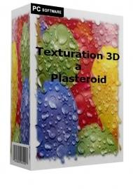 Texturation 3D + Plasteroid