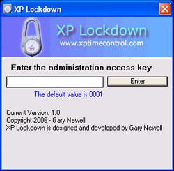 XP Lockdown