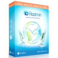 Radmin - balíček s 50 licencemi