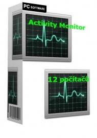 Activity Monitor 12 počítačů
