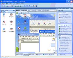 Activity Monitor 25 počítačů