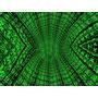 Alien Magic Matrix 3D Screensaver