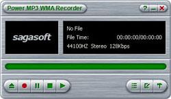 Power MP3 WMA Recorder
