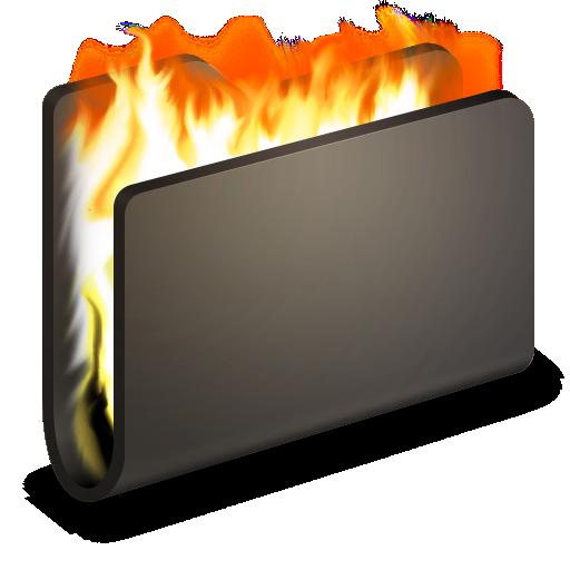Přejít do sekce Vypalování CD a DVD